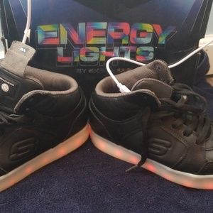 Energy Light by Sketcher for boys size 2